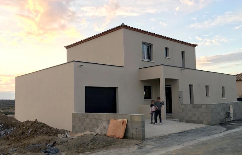 Notre dernière réalisation à Cazouls-lès-Béziers